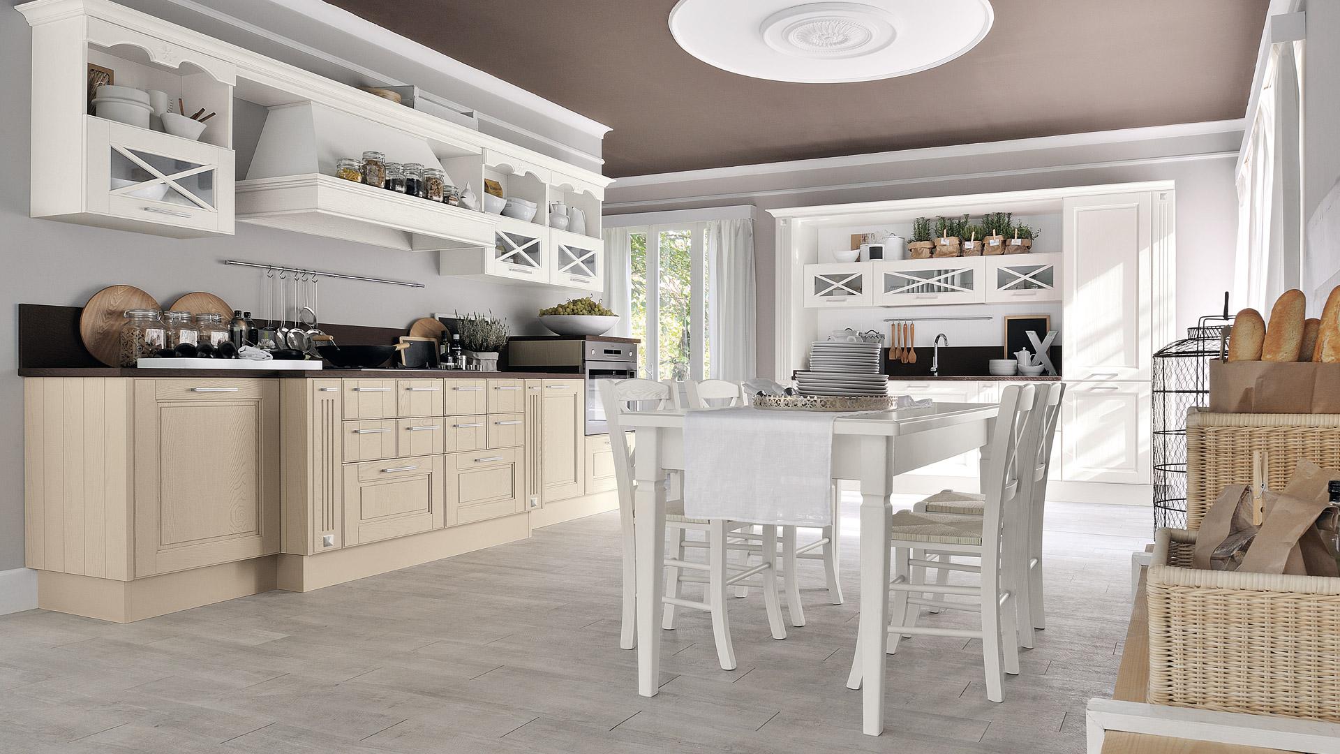 Cucina classica lube agnese arredamenti lupo - Cucina lube classica ...