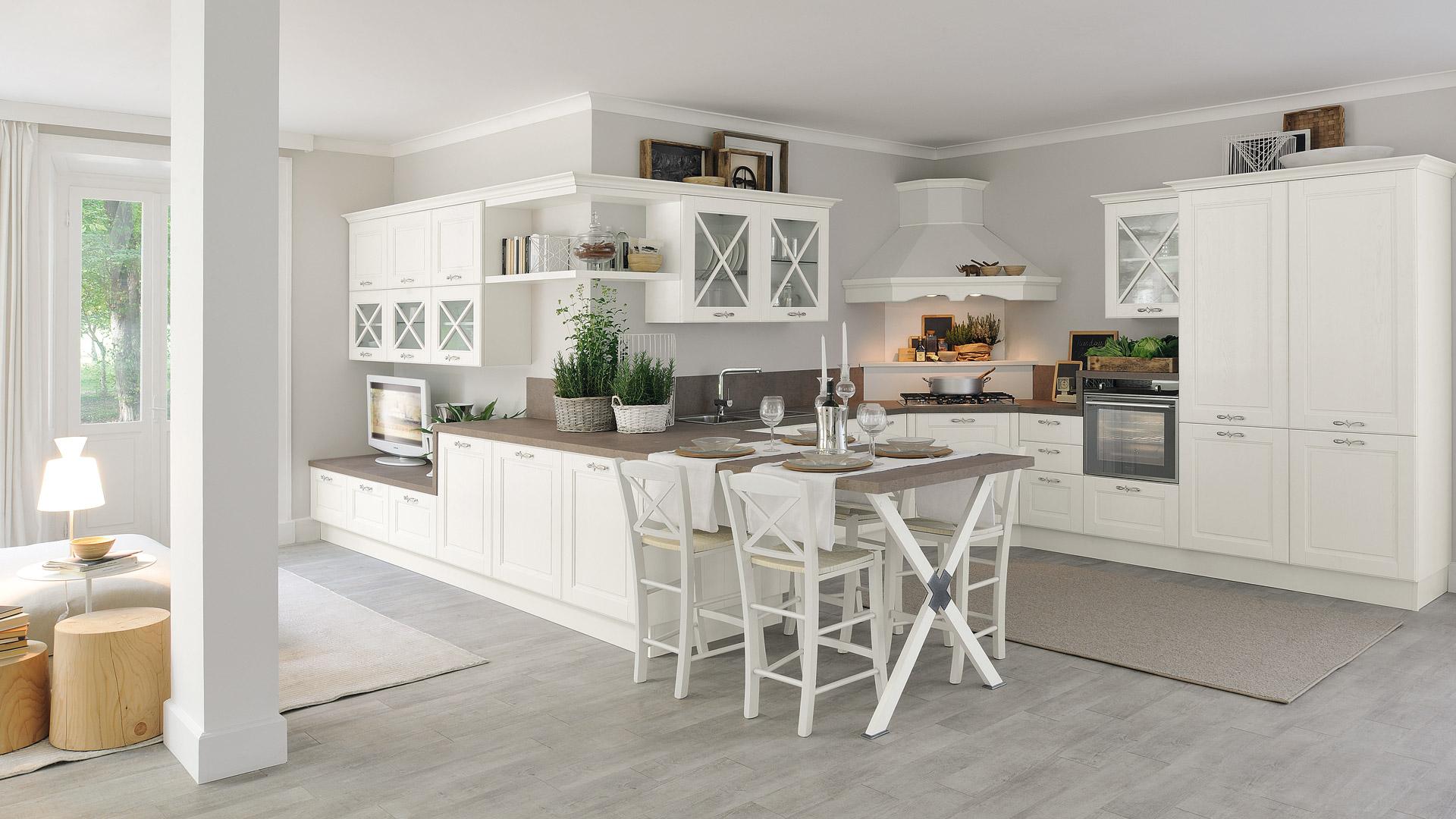 Cucina Classica Lube Agnese - Arredamenti Lupo