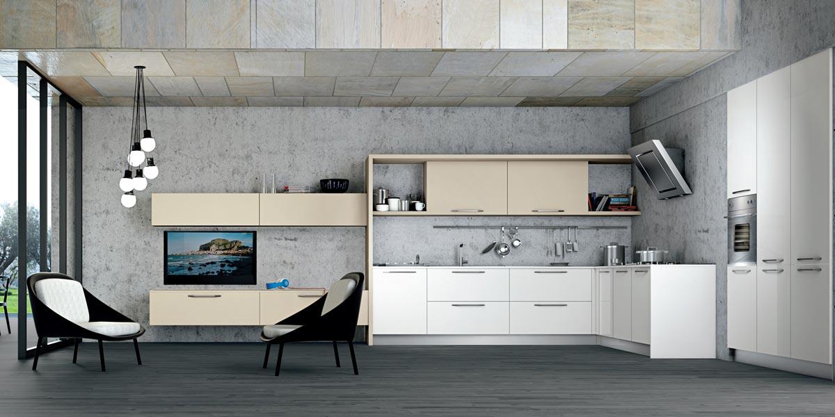 Cucina Moderna Creo Kitchens Alma - Arredamenti Lupo