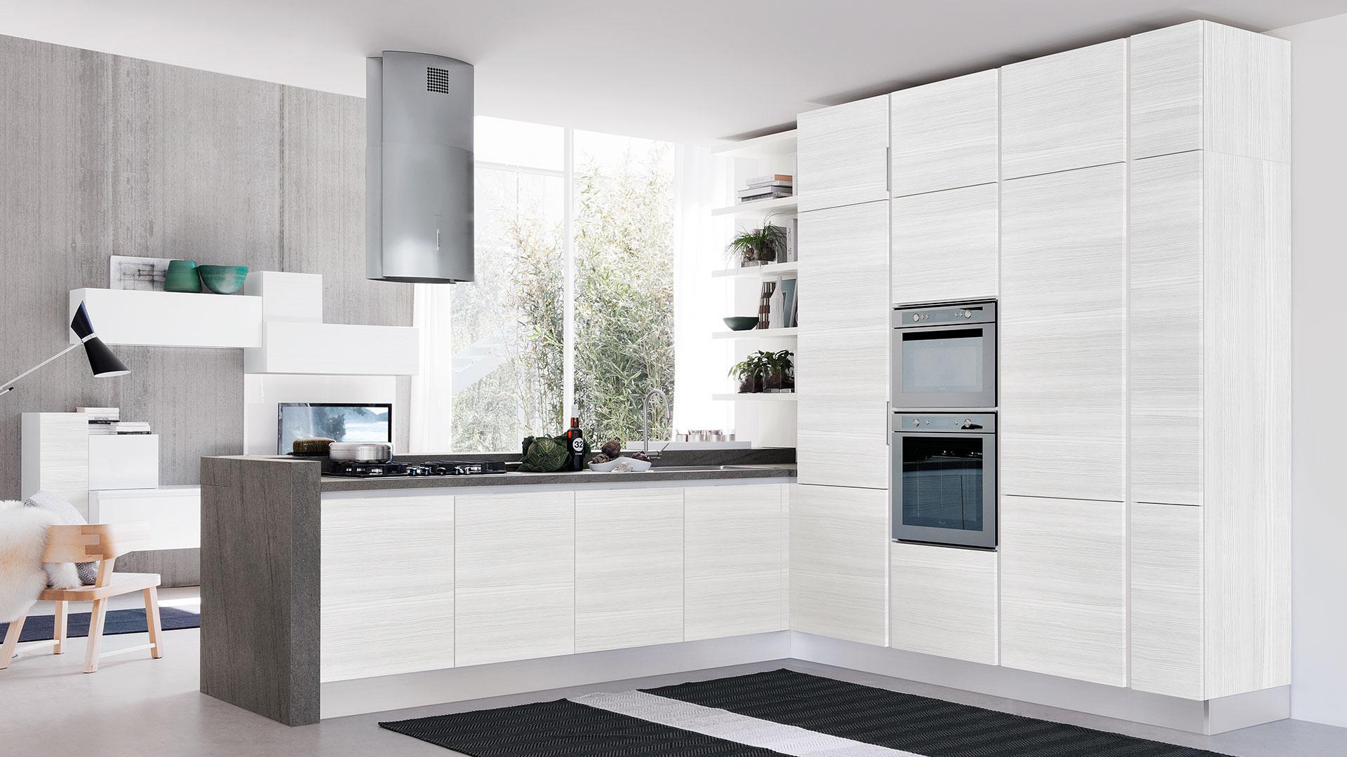 Cucina Moderna Lube Essenza - Arredamenti Lupo