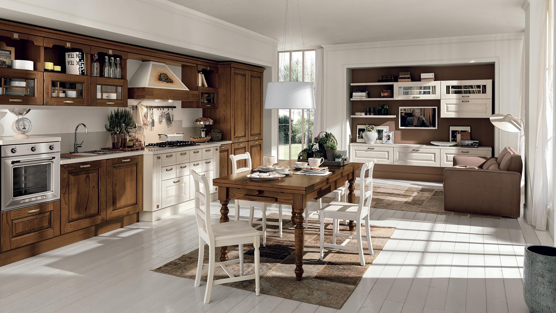 Cucina Classica Lube Laura - Arredamenti Lupo