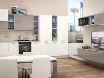 Cucina Moderna Lube Katia - Arredamenti Lupo