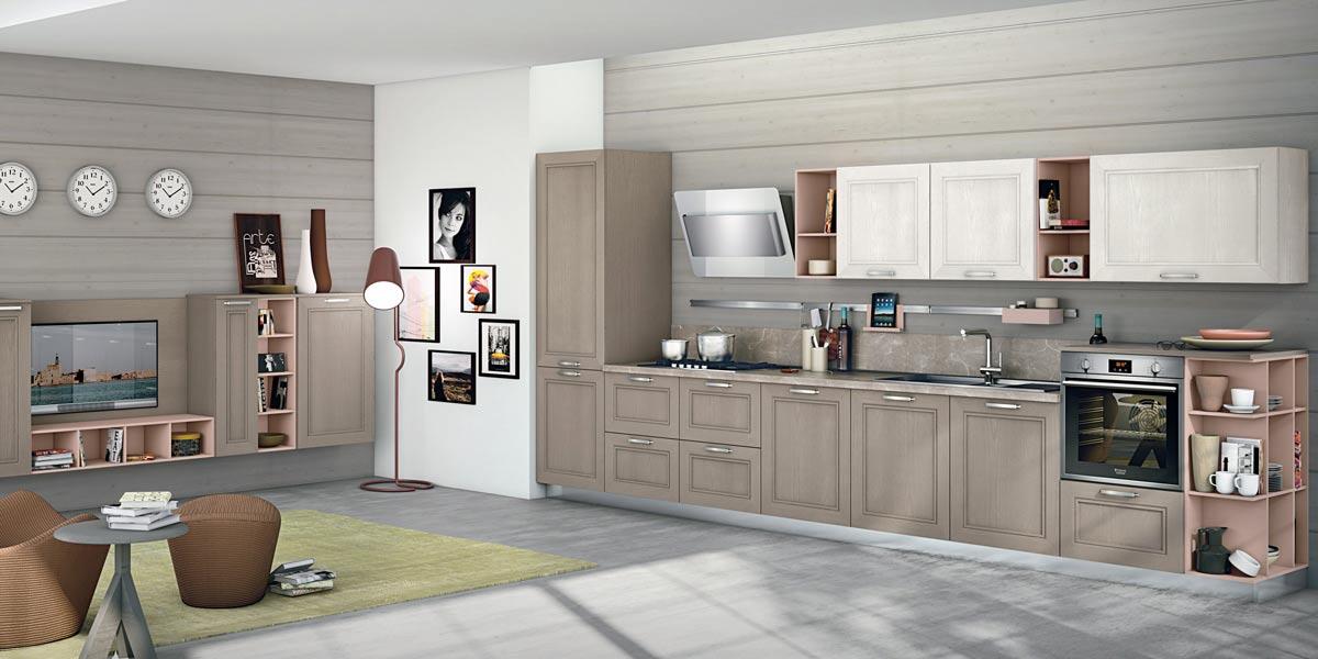 Cucina moderna creo kitchens tami arredamenti lupo - Gran casa cucine ...