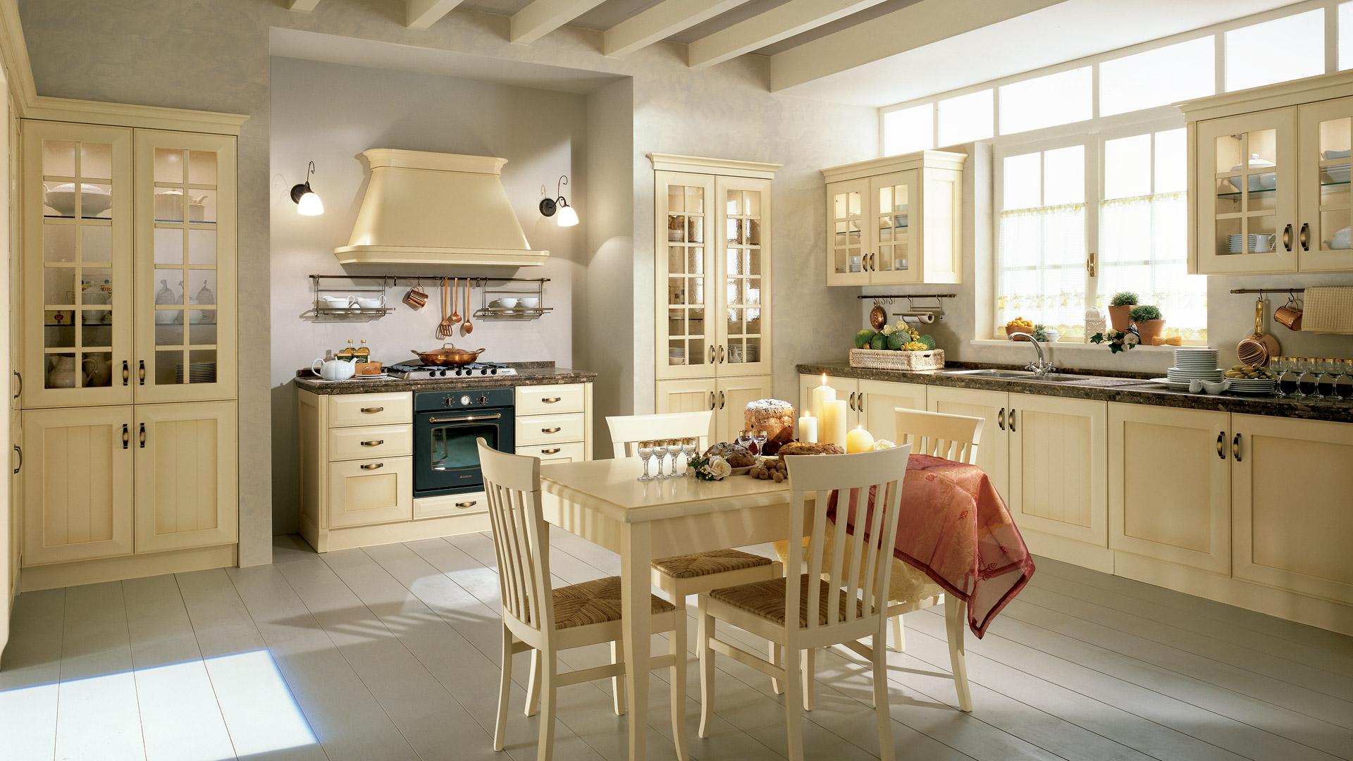 Cucina Classica Lube Velia - Arredamenti Lupo