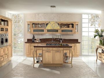Cucina Classica Lube Pantheon - Arredamenti Lupo