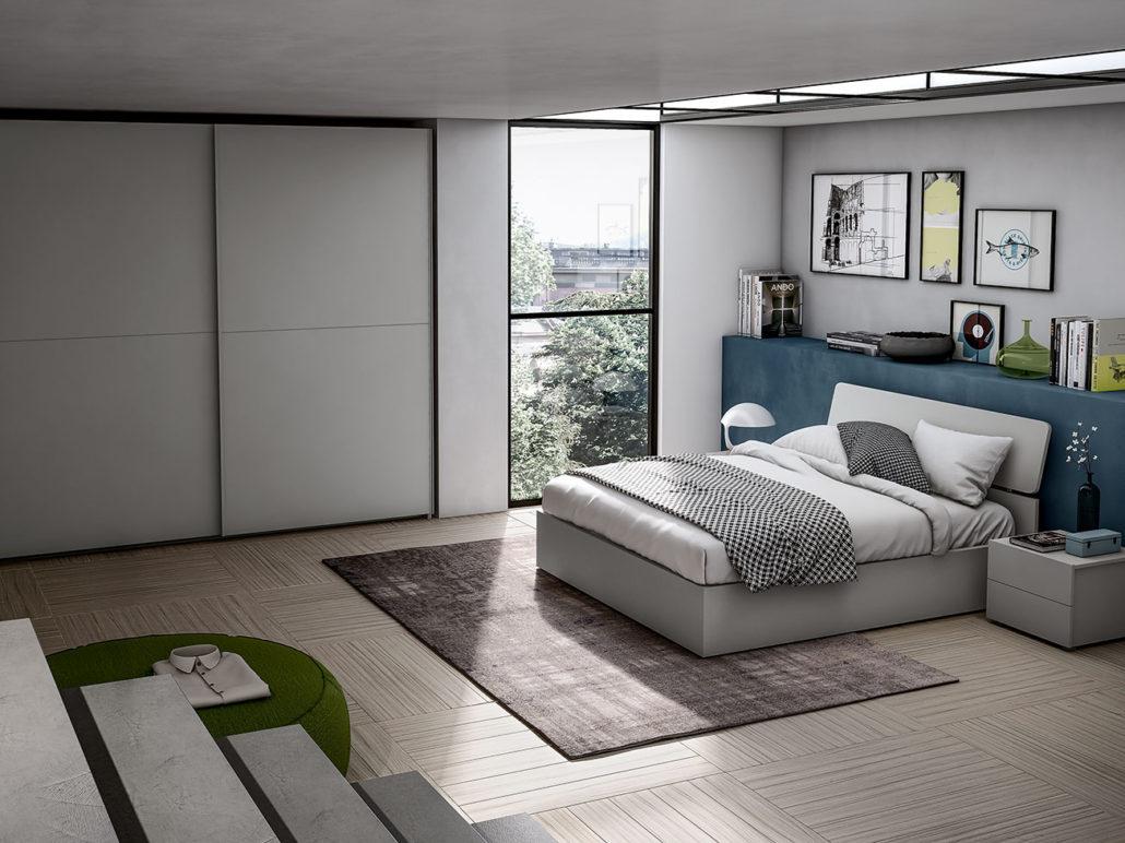 Camera da letto santalucia projecta 11 arredamenti lupo for Lucia arredamenti triggiano