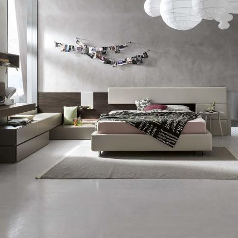 Camera da letto Santalucia Projecta 02 - Arredamenti Lupo
