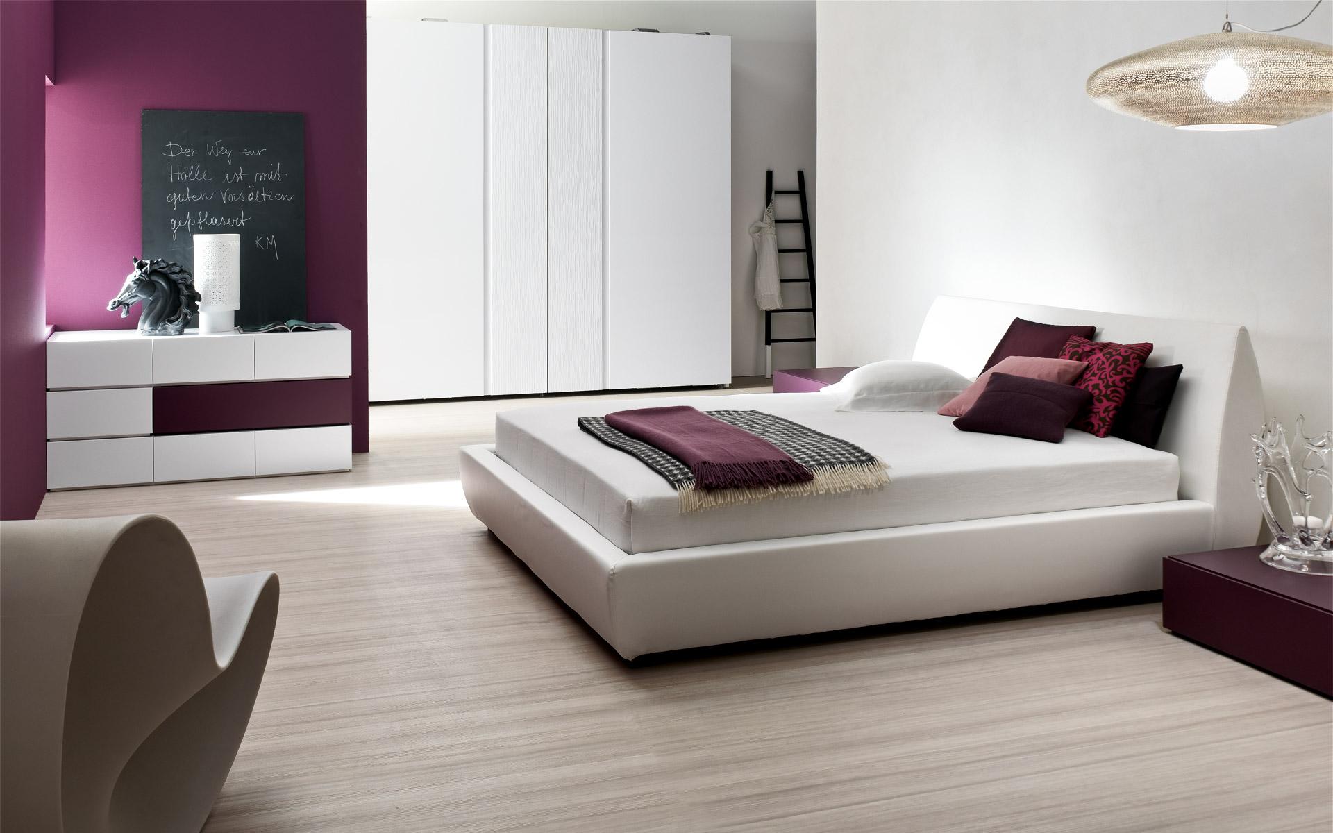 Camera da letto Santalucia Projecta 27 - Arredamenti Lupo
