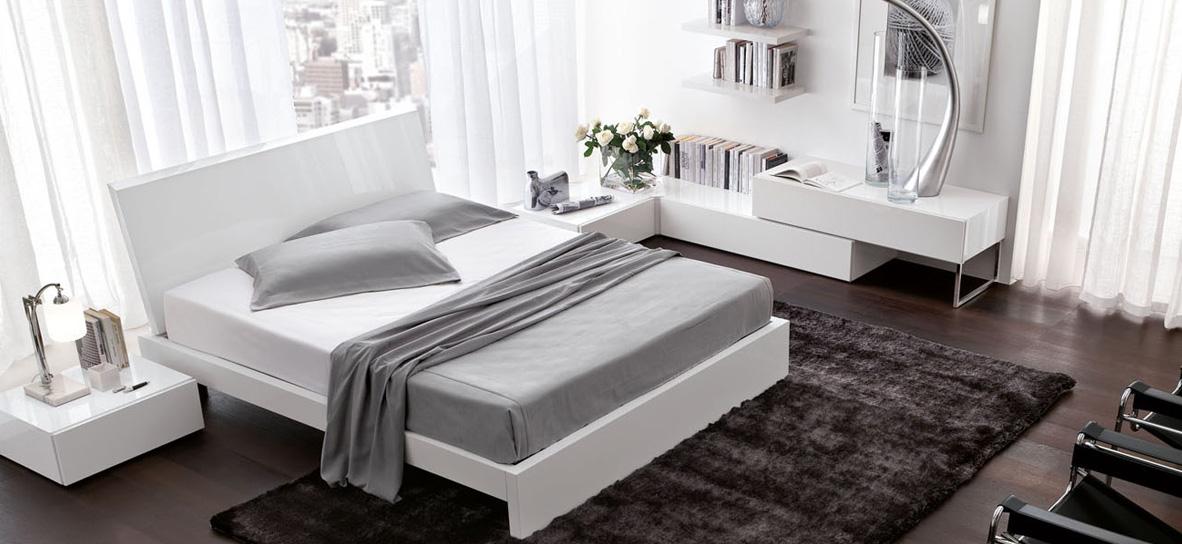 Camera da letto Santalucia Projecta 03 - Arredamenti Lupo