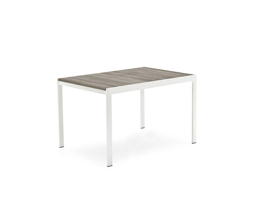 Tavolo allungabile Connubia Calligaris Aladino metallo e legno ...