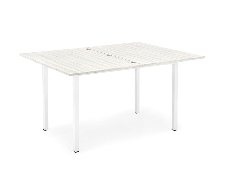 Tavolo allungabile connubia calligaris snap book for Tavolo snap calligaris